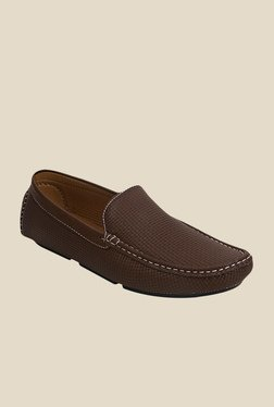 Kielz Brown Casual Loafers - Mp000000000430980