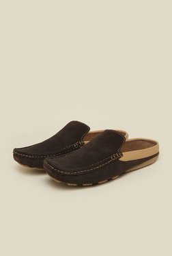 Gen X by Metro Brown Slip-On Loafers