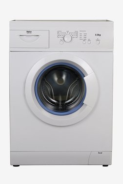 Haier HW55-1010 5.5 kg Washing Machine (White)