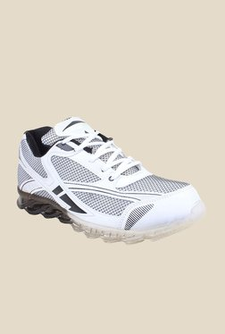 Pede milan Steemo White & Black Training Shoes