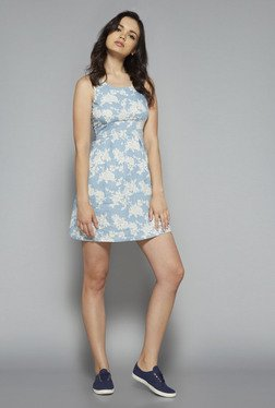 Nuon by Westside Blue Daniel Dress