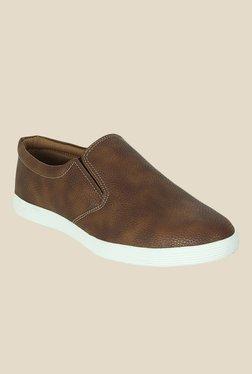 Get Glamr Martin Brown Sneakers