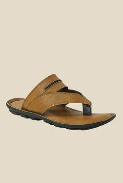 Get Glamr Jamie Beige Slide Sandals