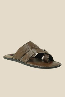 Get Glamr Jim Brown Slide Sandals