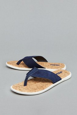 Nuon by Westside Navy Thong Flip Flops