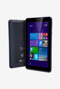 Iball Slide I701 3G Windows Tablet 16 GB (Black)