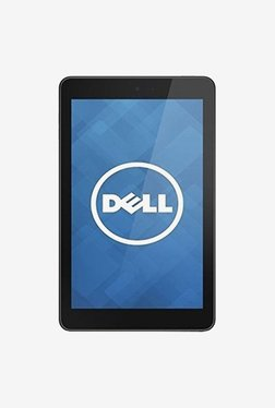 Dell Venue 7 Wi-Fi+3G Single Sim Tablet 16 GB (Black)