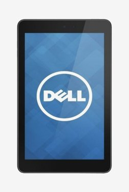 Dell Venue 8 Wi-Fi+3G Single Sim Tablet 16 GB (Black)