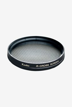 Kenko 67mm R Cross Screen Camera Lens Filter (Black)