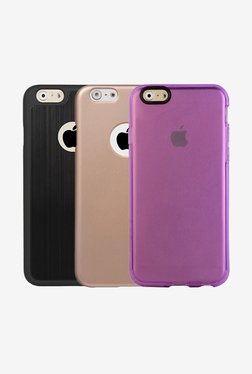 Stuffcool Trio Combi 3 Piece Back Case for iPhone 6/6S