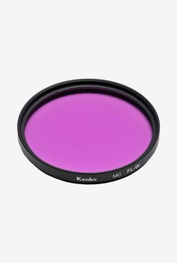 Kenko 62mm FL-W Multi-Coated Camera Lens Filter (Black)