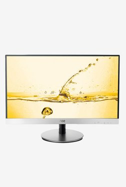 AOC I2369VM 23-inch IPS LED Monitor (Black & Silver)