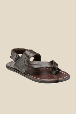 Yepme Brown Back Strap Sandals - Mp000000000452994