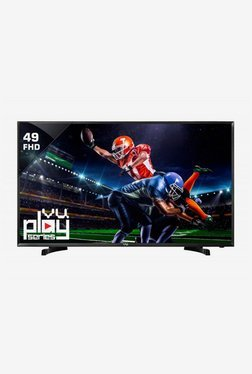 VU 49D6575 124 cm (49) Full HD LED TV (Black)