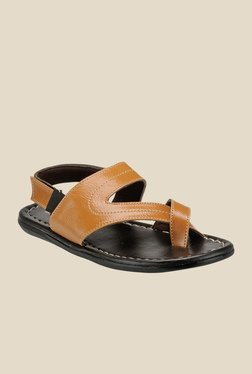 Yepme Tan Back Strap Sandals