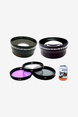 Big Mike's Deluxe Lens Kit for Panasonic Camcorder