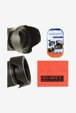 Big Mike's 72mm Reversible Lens Hood for Nikon Camera Lens