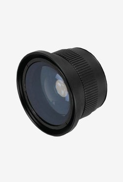 Bower VLB4246B 0.42X 58mm High-Speed Wide-Angle Lens (Black)
