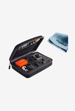 MegaGear Shockproof Protective Case Bag For Gopro (Black)