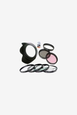 Big Mike's 58mm Multi-Coated 7 Piece Filter Set (Black)