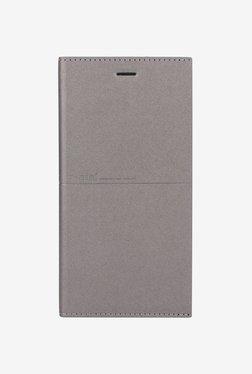 Memumi Simple Plus Flip Cover for iPhone 6s (Grey)