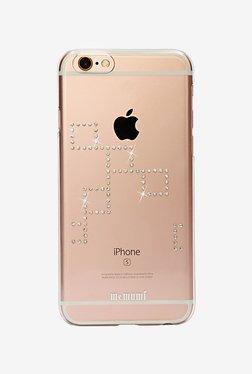 Memumi Crystal Back Cover iPhone 6 Plus (Transparent)