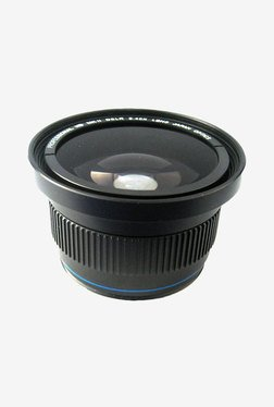 Zeikos Ze-3446F 0.40X High Definition Fisheye Lens (Black)