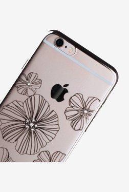 Memumi Crystalline Back Case for iPhone 6 Plus (Transparent)
