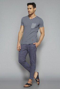 ETA By Westside Navy Slim Fit T Shirt