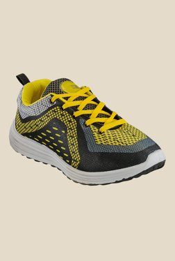 Yepme Yellow & Black Sneakers