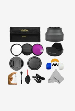 Goja 55 mm Professional Accessory Kit For Sony Alpha (Black)