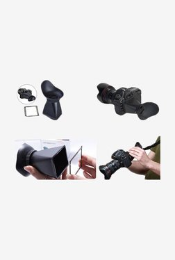 Goliton 2.8x LCD View Finder Viewer Extender (Black)