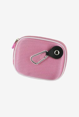 rooCASE Carrying Case for Olympus PEN E-PM1 (Pink)