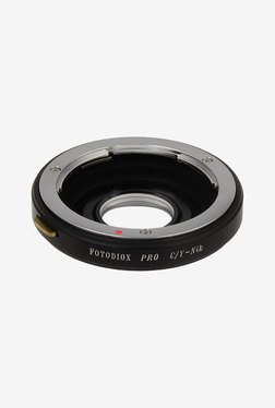 Fotodiox C/Y-Nk-G Pro Lens Mount Adapter (Black)