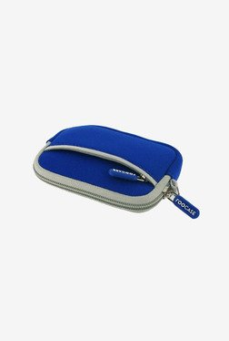 rooCASE Carrying Case for FujiFilm Z90 (Blue)