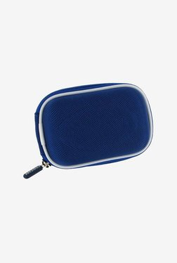 Roocase Nylon Hard Shell Case for Canon PowerShot (Blue)