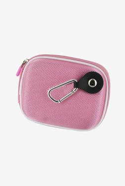 rooCASE Carrying Case For Polaroid i1237 (Pink)