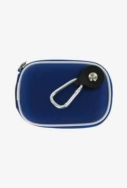 rooCASE Carrying Case for FujiFilm FinePix JX400 (Blue)
