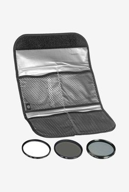Hoya 3 Digital Filter Set With Pouch (Black)