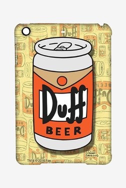 Simpsons Duff Beer Case for iPad Air 2