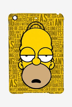 Simpsons Homer Says Case for iPad Mini