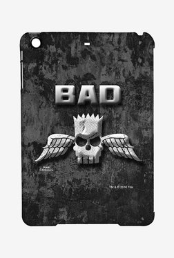 Simpsons Cracked Wall Bart Case for iPad Mini