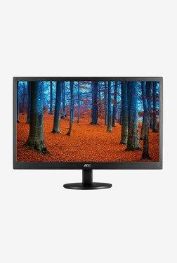 AOC E970Swn 18.5 Inch Desktop Monitor (Black)