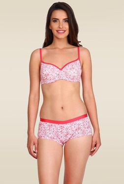 Jockey Pink Non-wired Padded Bra - 1723