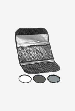 Hoya 77mm 3 Digital Filter Set (Black)