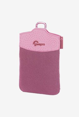 LowePro Tasca 30 Camera Pouch (Pink)