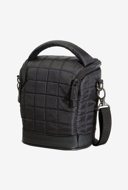 Fujifilm Black Quilted Long-Zoom Case (Black)