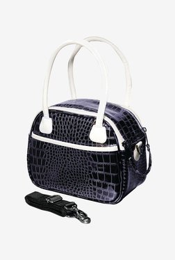 Fujifilm 2011 Bowler Bag for Camera (Dark Blue)