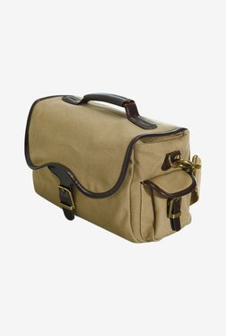 Fujifilm Khaki Canvas Roll Bag For Camera With Long Lens