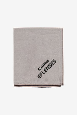 Canon EF Lenses Microfiber Cleaning Cloth (Grey)